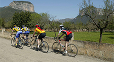 cicloturisme a Mallorca